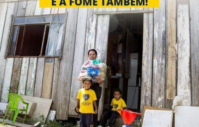 Diga Sim anúncio 400x255 - LBV distribui alimentos para famílias carentes da grande Vitória