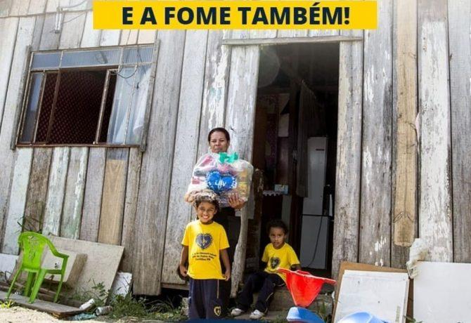 Diga Sim anúncio 670x460 - LBV distribui alimentos para famílias carentes da grande Vitória