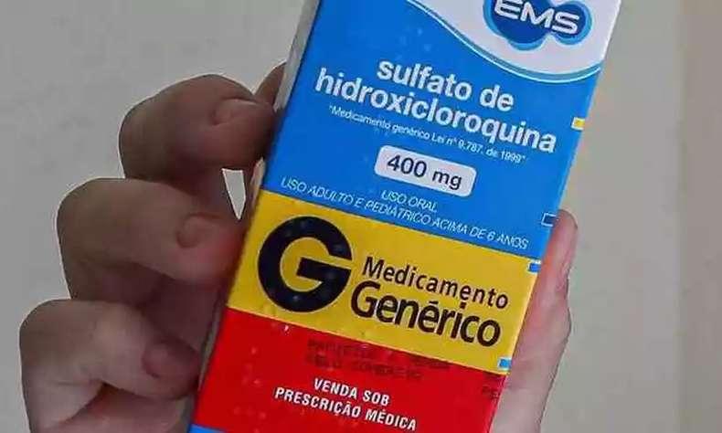 Hidroxicloroquina não funciona em casos leves de Covid-19, diz estudo brasileiro