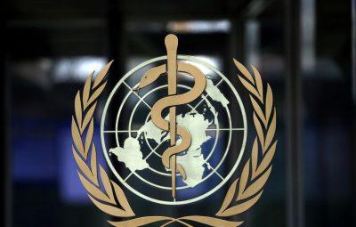 oms 400x255 - OMS: transmissão de vírus pelo ar pode se dar em procedimento médico