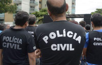 policia civil 400x255 - Operação busca prender 16 acusados de integrar milícia no Rio