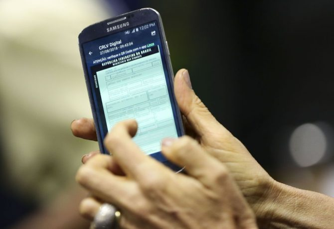 registro digital de veiculos 670x460 - Registro digital de veículo está disponível em todo o país