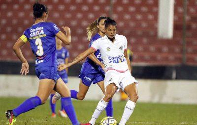 santos futebol feminino 400x255 - Santos e Audax-SP fazem jogo de reabertura do Brasileirão Feminino