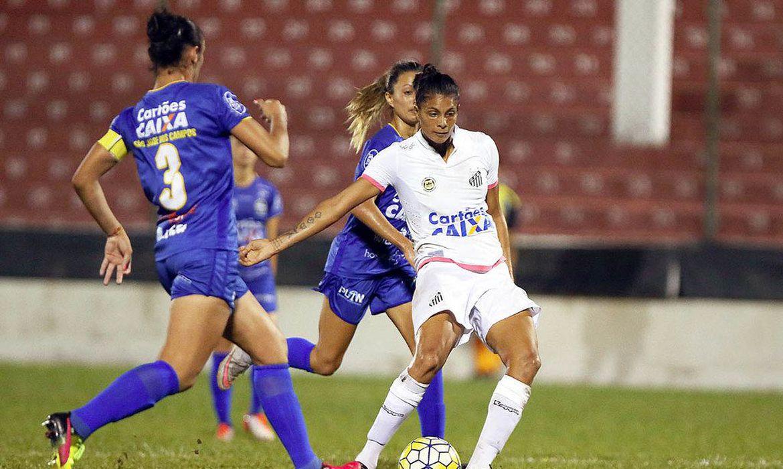 Santos e Audax-SP fazem jogo de reabertura do Brasileirão Feminino