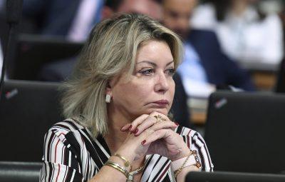 A ex senadora Selma Arruda Podemos MT 400x255 - Aras é contra recurso de ex-senadora para reverter cassação de mandato