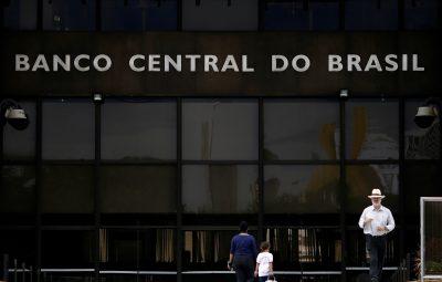 Banco Central 400x255 - Mercado melhora projeção para o PIB em 2020 e prevê queda de 5,46%, ante 5,52%