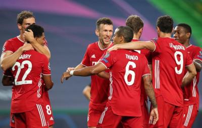 Bayer 400x255 - Bayern vence Lyon e chega invicto à final da Liga dos Campeões