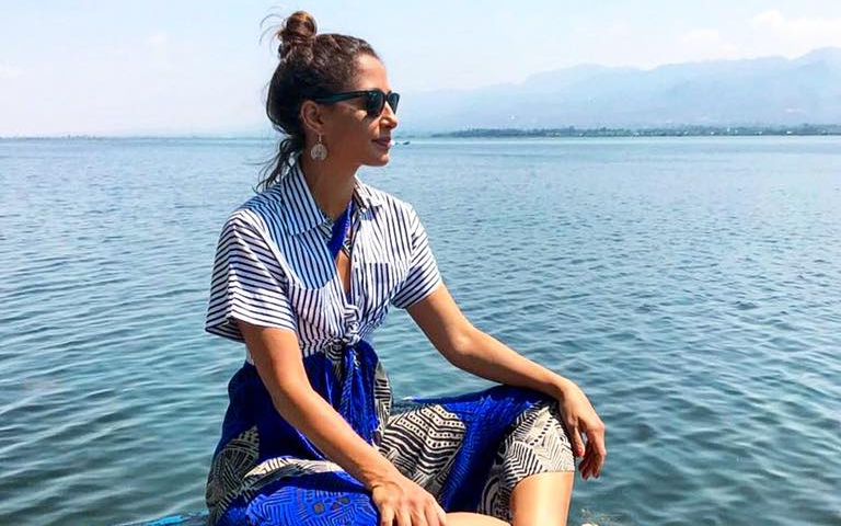 Após suspeita de Covid-19, Camila Pitanga anuncia que está com malária