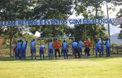 IMG 9495 400x255 - Vitória começa a pré temporada visando a série d do brasileiro