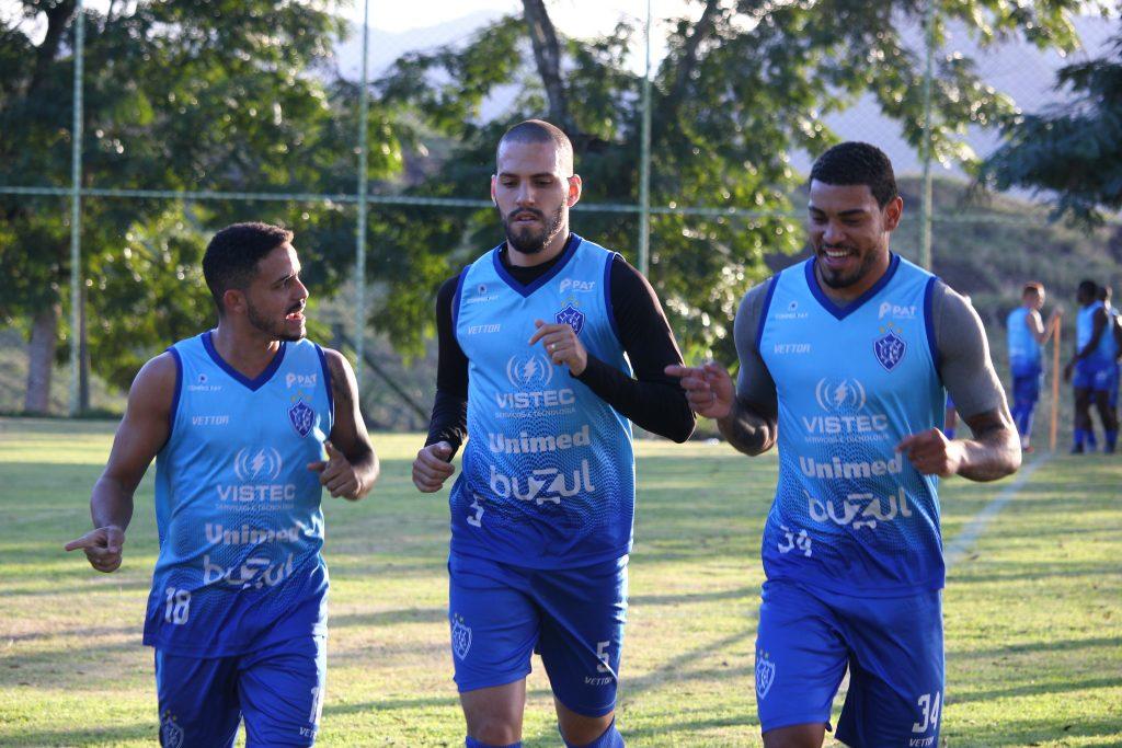 IMG 9627 1024x683 - Vitória começa a pré temporada visando a série d do brasileiro