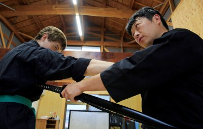 Ninjas 400x255 - Ladrões invadem museu ninja no Japão e roubam mais de US$ 9 mil