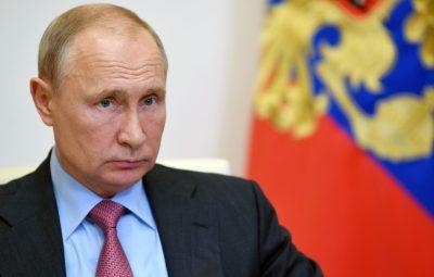 Putin 400x255 - Rússia registra a primeira vacina contra Covid-19 do mundo, anuncia Putin