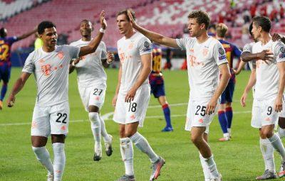 b 400x255 - LIGA DOS CAMPEÕES: Sem dó nem piedade Bayern aplica goleada histórica no Barcelona