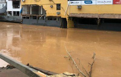 enchente 400x255 - Governo do Estado destina R$ 385 mil para instituições científicas atingidas pelas enchentes de 2020
