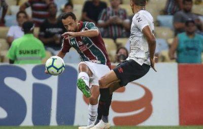 flum 400x255 - Athletico-PR e Fluminense se enfrentam buscando reabilitação no Brasileiro