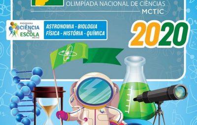 Imagem de Divulgação Olimpíada Nacional de Ciências 400x255 - Sesi ES tem 304 alunos na segunda fase da Olimpíada Nacional de Ciências 2020