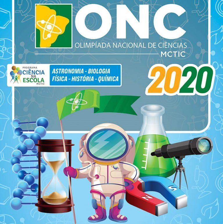 Sesi ES tem 304 alunos na segunda fase da Olimpíada Nacional de Ciências 2020
