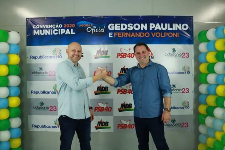 Seis partidos realizam convenções e oficializam coligação em Iconha