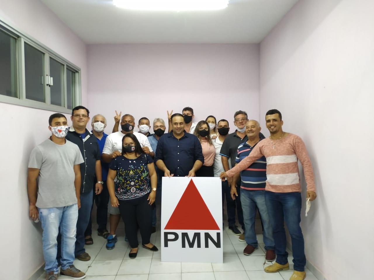 Eleições 2020: PMN realiza convenção e lança 10 candidatos a vereador em Iconha