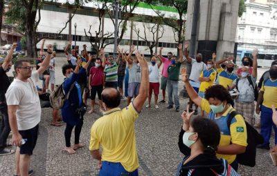 trabalhadores dos correios 400x255 - Trabalhadores dos Correios decidem encerrar greve e voltam às atividades no ES