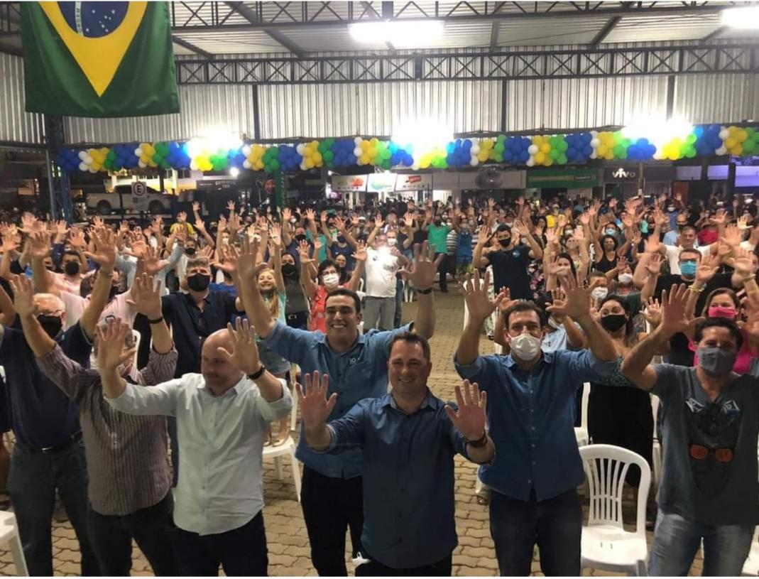 Candidatura de Gedson Paulino e Fernando Volponi à Prefeitura de Iconha é lançada oficialmente