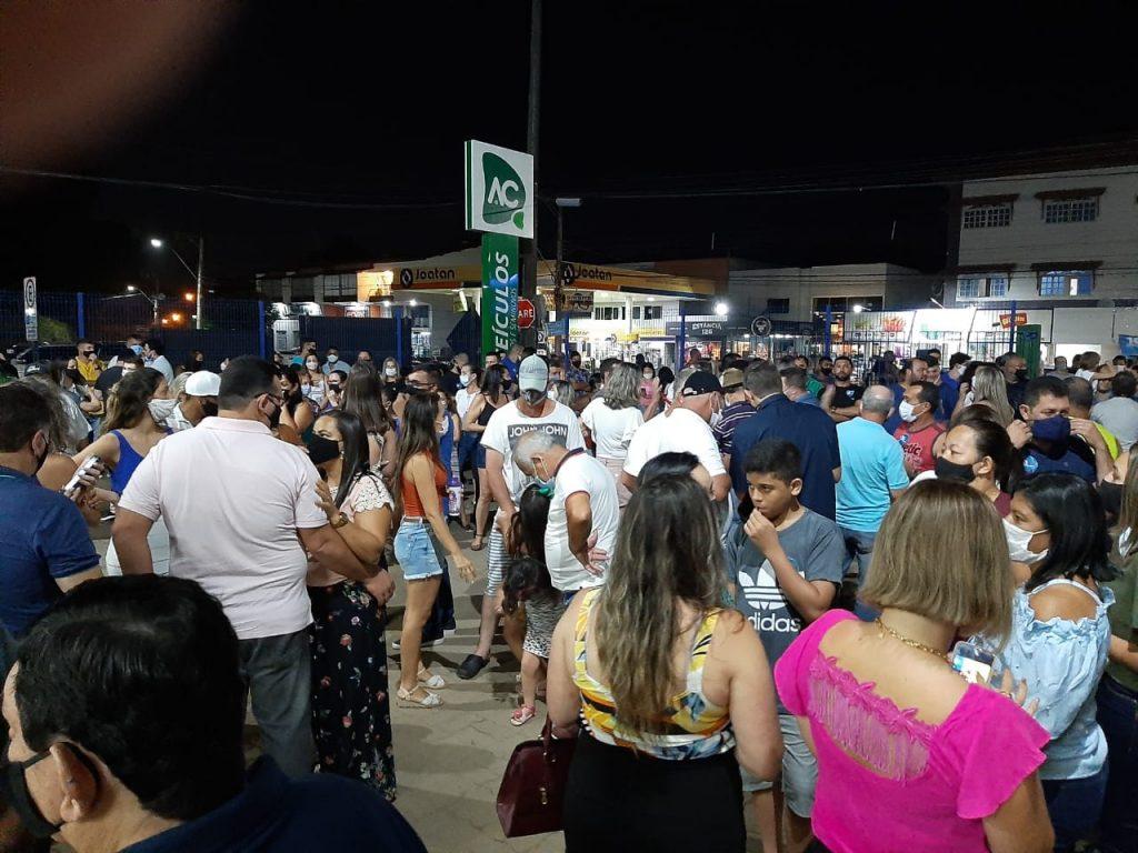WhatsApp Image 2020 10 01 at 23.47.19 1 1024x768 - Candidatura de Gedson Paulino e Fernando Volponi à Prefeitura de Iconha é lançada oficialmente
