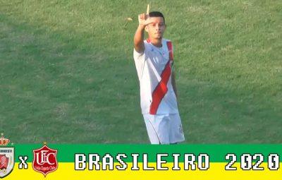 mateus firmino 400x255 - Jogador emprestado pelo VilaVelhense marca e Real Noroeste vence de virada na serie D do brasileiro