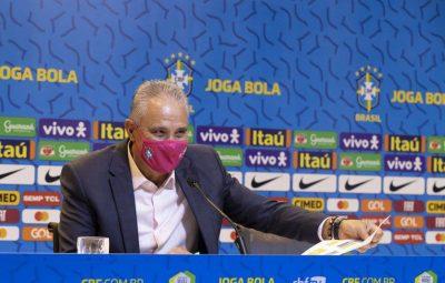 tite tecnico selecao 400x255 - Tite convoca seleção para Eliminatórias da Copa do Mundo, em novembro
