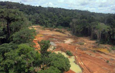 Amazonia 400x255 - Contra garimpo ilegal, Polícia Federal deflagra Operação Rêmora