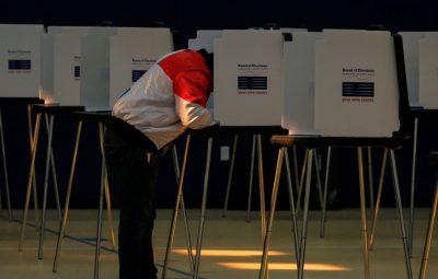 Eleicao nos EUA comeca com filas curtas e em clima de tranquilidade 400x255 - Eleição nos EUA começa com filas curtas e em clima de tranquilidade