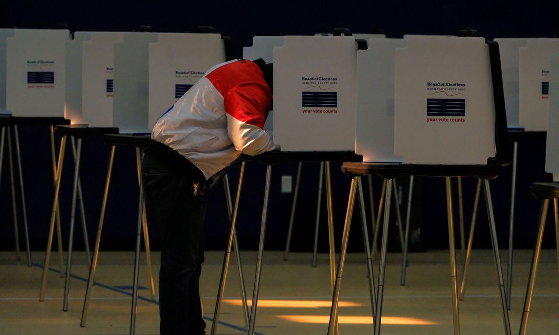 Eleição nos EUA começa com filas curtas e em clima de tranquilidade