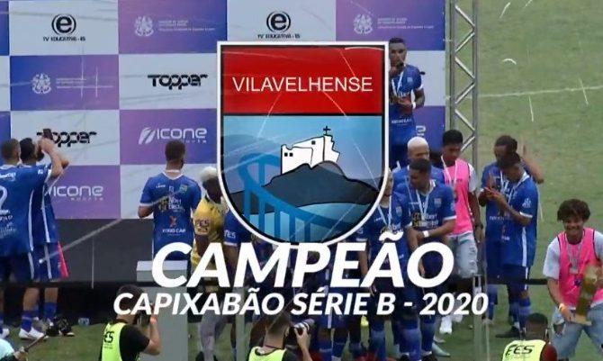 WhatsApp Image 2020 11 22 at 19.19.43 670x401 - VilaVelhense é campeão Capixaba da série B 2020