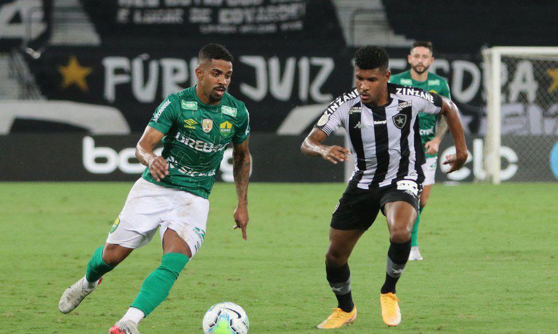 Cuiabá encara Botafogo por vaga nas quartas de final da Copa do Brasil