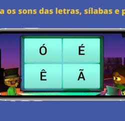 mec 01 250x242 - MEC lança jogo virtual para ajudar na alfabetização de crianças
