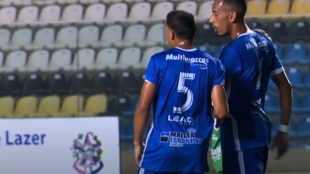 VilaVelhense vence o Pinheiros no primeiro jogo da final da serie B capixaba