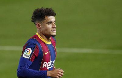 Philippe Coutinho Barcelona 400x255 - Philippe Coutinho passará por cirurgia no joelho, diz Barcelona