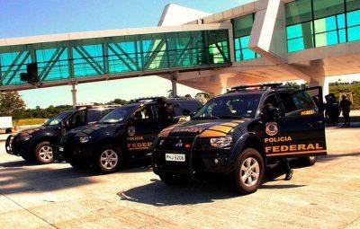 Policia Federal 400x255 - PF prende sete investigados da Operação Overload