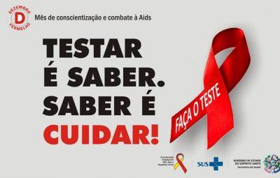TESTE HIV 400x255 - Teste rápido de HIV está disponível nas unidades de saúde