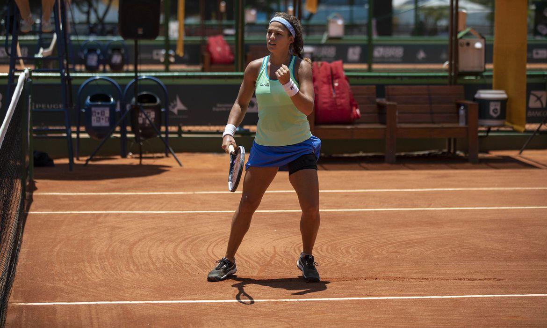Carol Meligeni avança às quartas do segundo torneio ITF no Egito