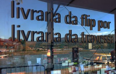 flip 2020 livraria 400x255 - Começa Flip2020, pela primeira vez em formato virtual