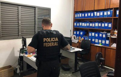 operacao aventura policia federal 0312203434 400x255 - PF deflagra operação para apurar desvios de recursos em Goiás
