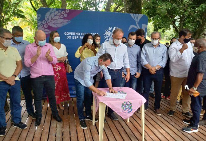 20210115 110541 HDR 670x460 - Governo do Estado e Prefeitura de Iconha unidos na reconstrução de Iconha