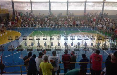 Iconha etapa nacional de canto de passaros 1 400x255 - Iconha sedia etapa nacional de canto de pássaros
