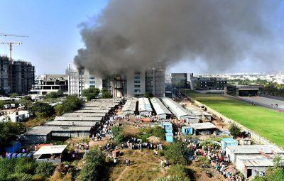 Instituto Serum 400x255 - Instituto Serum: não haverá perda de vacinas com incêndio em fábrica
