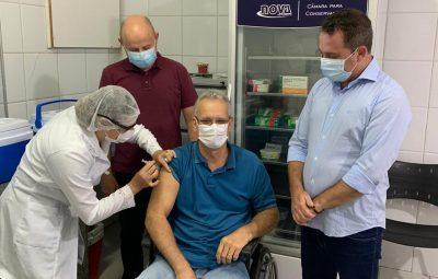 WhatsApp Image 2021 01 20 at 10.33.07 400x255 - Prefeitura de Iconha inicia vacinação contra Covid 19.