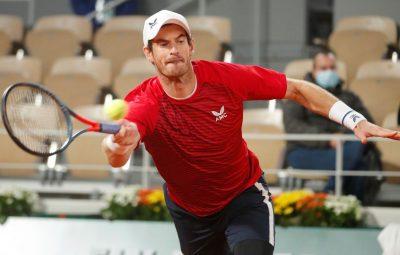 """andy murray tenista 400x255 - Murray se diz """"arrasado"""" por perder 1º Grand Slam devido à covid-19"""