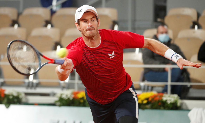 """Murray se diz """"arrasado"""" por perder 1º Grand Slam devido à covid-19"""
