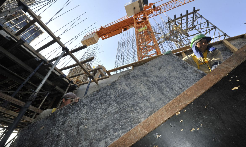 Inflação da construção civil atinge 10,16% em 2020
