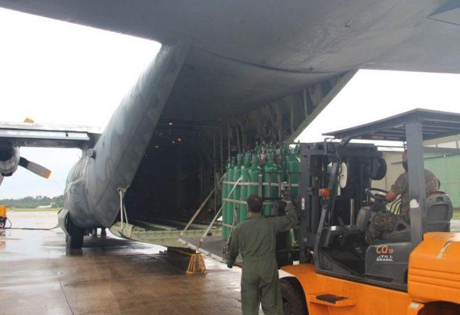 crise no Amazonas 670x460 - Fabricante de oxigênio diz enfrentar crise sem precedentes no Amazonas