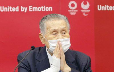 yoshiro mori comite jogos de toquio 400x255 - Chefe dos Jogos de Tóquio espera até março para decidir sobre torcida